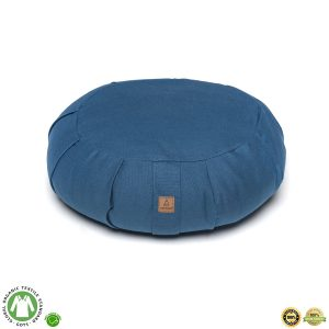 Buckwheat Hull Filled Yoga Meditation Cushion