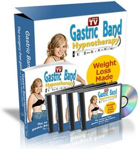 Gastric band hypnotherapy for weight loss by hypnobusters